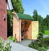 fahrradgarage fahrradbox kaufen top 3 neu. Black Bedroom Furniture Sets. Home Design Ideas