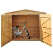 fahrradgarage fahrradbox kaufen top 3 neu. Black Bedroom Furniture Sets. Home Design Ideas
