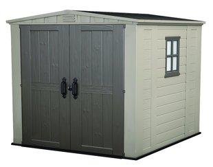 Fahrradbox Kunststoff Billig : keter fahrradgarage kunststoff fahrradbox neu ~ Whattoseeinmadrid.com Haus und Dekorationen